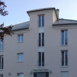 Wohnanlage Spitalhofstrasse Passau