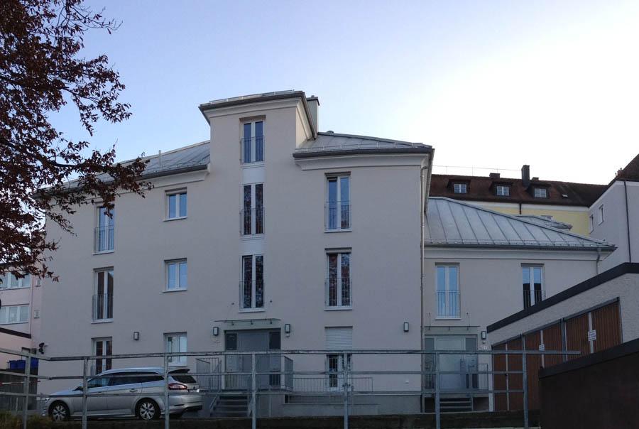 Wohnanlage-Spitalhofstrasse